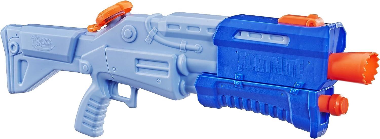 Supersoaker Fortnite Ts-R, multicolor, Box size: 65 x 26.5 x 6.5cm (Hasbro E6876EU5)