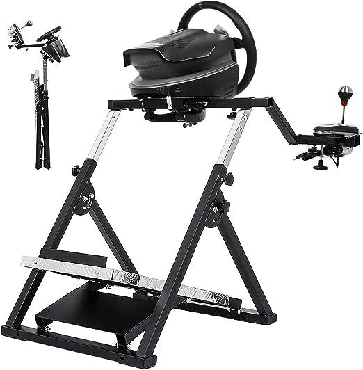 Soporte Volante Racing Negro Soporte Volante Racing Simulator para ...