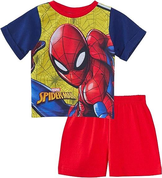 Marvel Spiderman Set pigiama per bambini