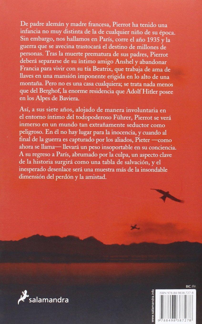 El nino en la cima de la montana (Spanish Edition): John Boyne: 9788498387278: Amazon.com: Books