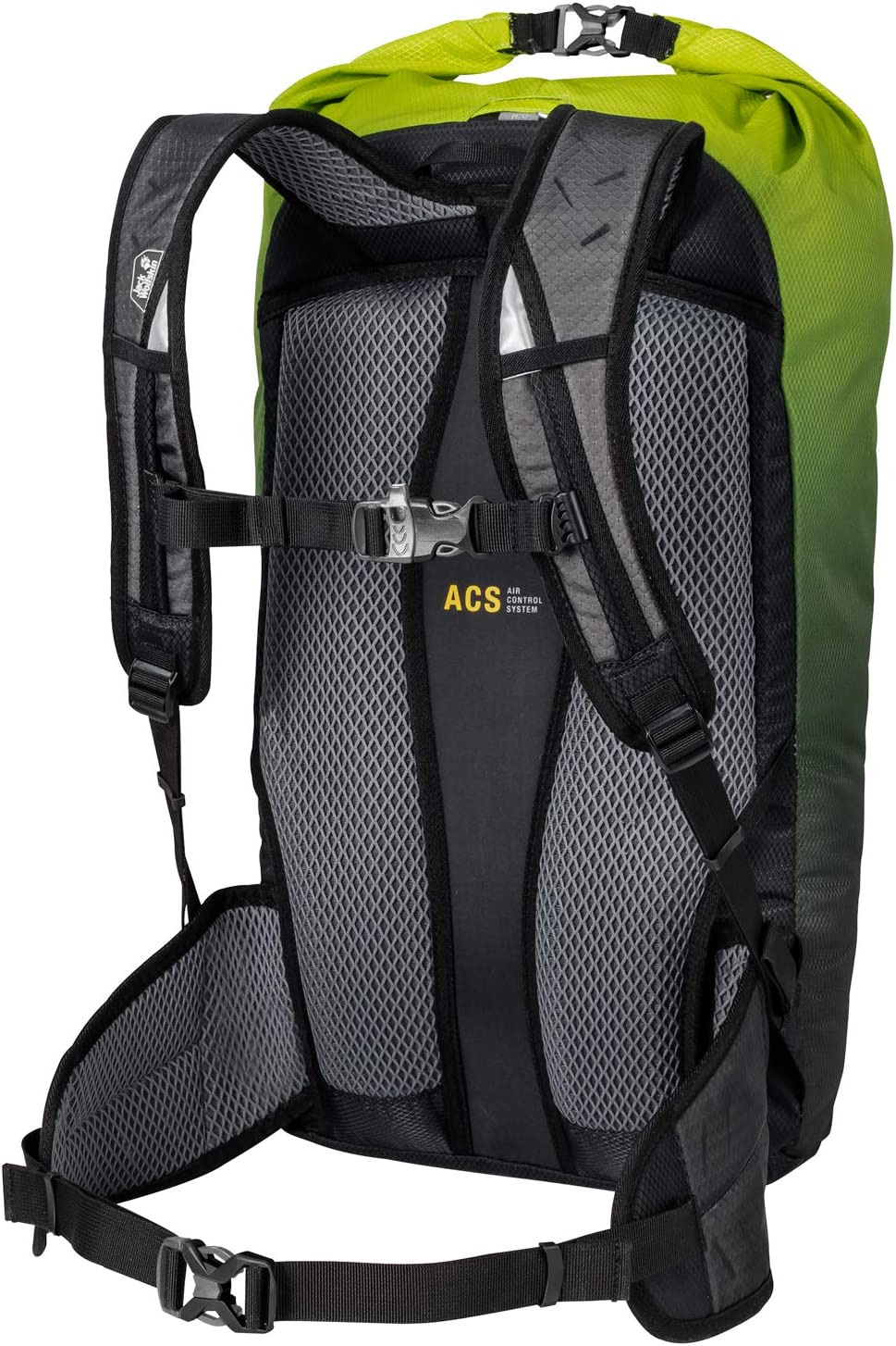 Jack Wolfskin Jack Wolfskin Halo 26l Roll Top Action Sports Backpack & Hydration Bladder Compatible Aurora Grey from Amazon | People
