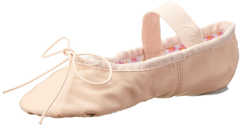 amazon com capezio split sole daisy 205 ballet shoe little kid