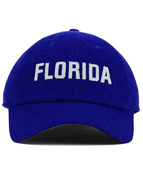 new arrivals 86ed3 124ec Image Unavailable. Image not available for. Color  NIKE Florida Gators H86  Prep Royal Blue Fitted Hat ...
