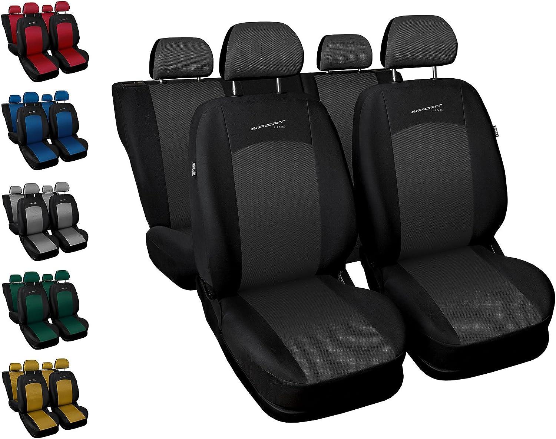 Sitzbezüge hinten PER CITROEN C3