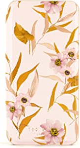 Ted Baker Fashion Branded Premium Mirror Case for iPhone 11 Pro Max - XENNA