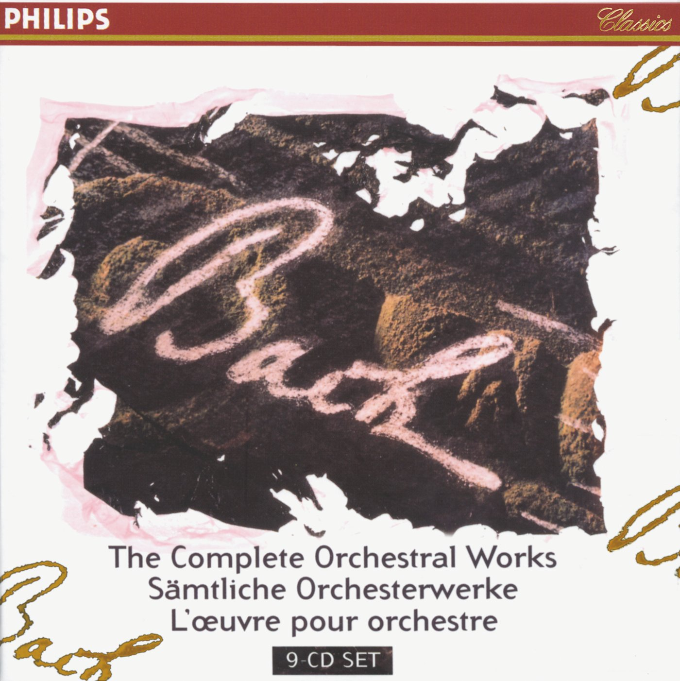 Complete Orchestral Works by Philips