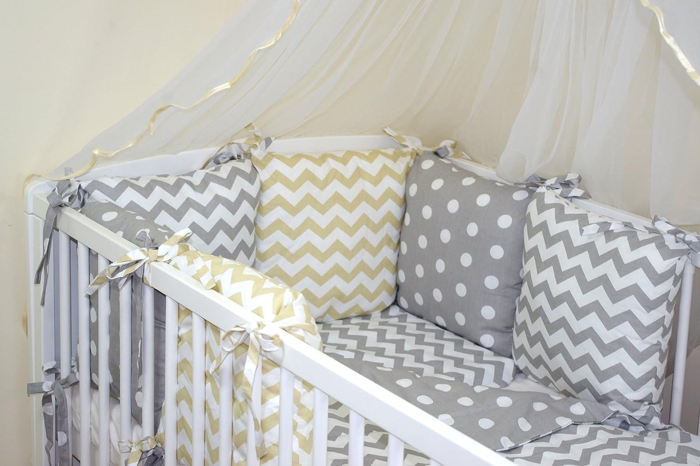 70x80cm for cribs//prams//moses baskets, 10 Babys Comfort REVERSIBLE 2pcs baby bedding set DUVET//QUILT COVER PILLOWCASE