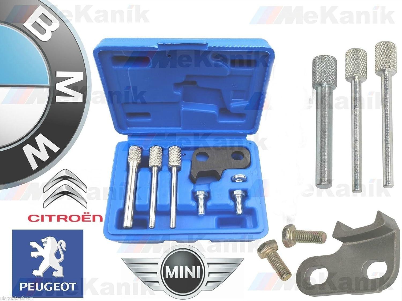 Volvo Mekanik BMW MINI Diesel Engine Timing Tool Kit W16D Also Fords 1.4-1.6 Tdci Hdi