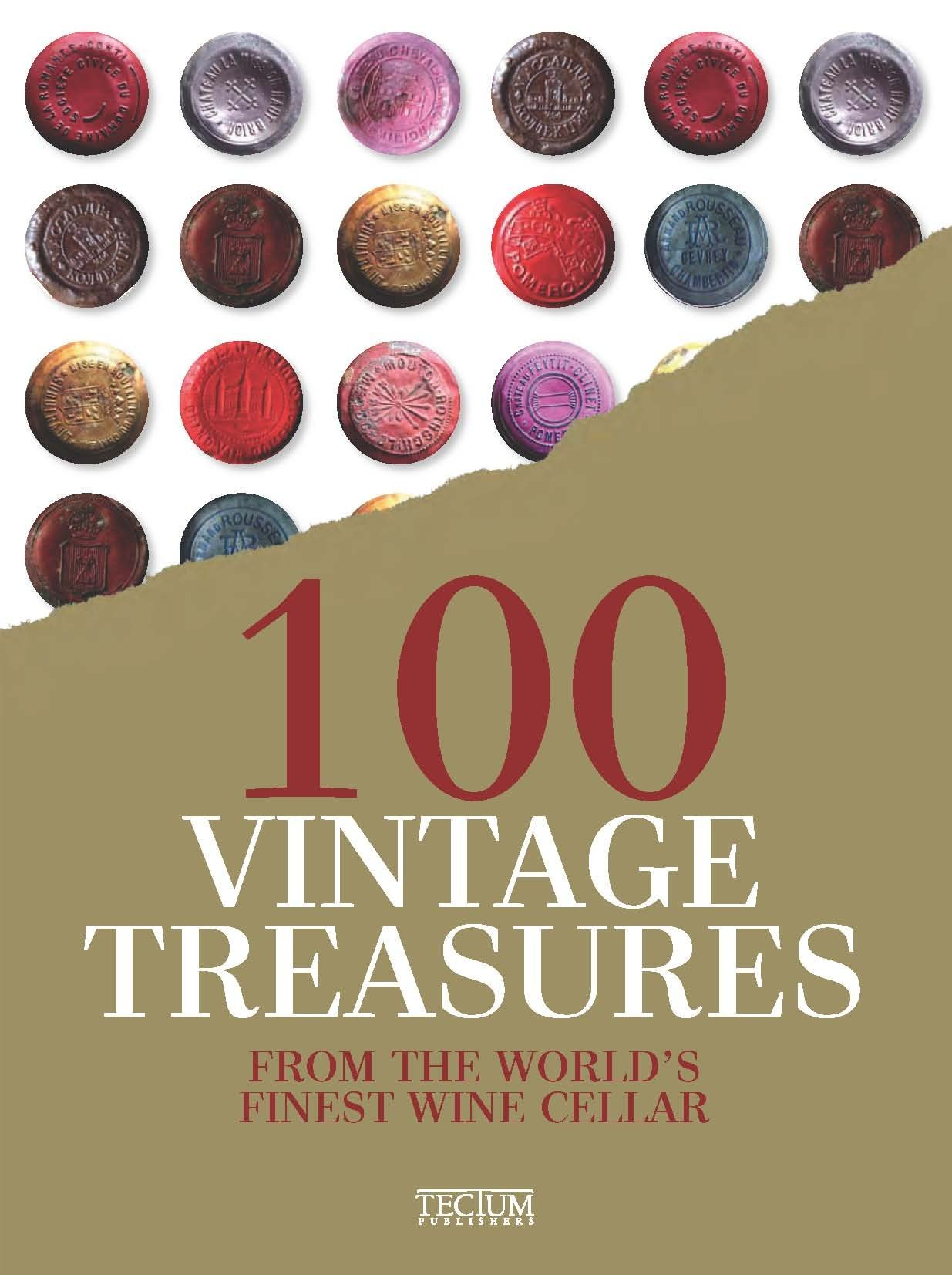 100 Vintage Treasures: From the World's Finest Wine Cellar by Michel-Jack  Chasseuil (3-Nov-2011) Hardcover: Amazon.com: Books