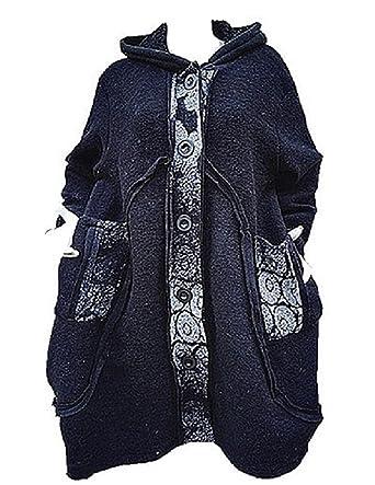 Manteau noir femme taille 44