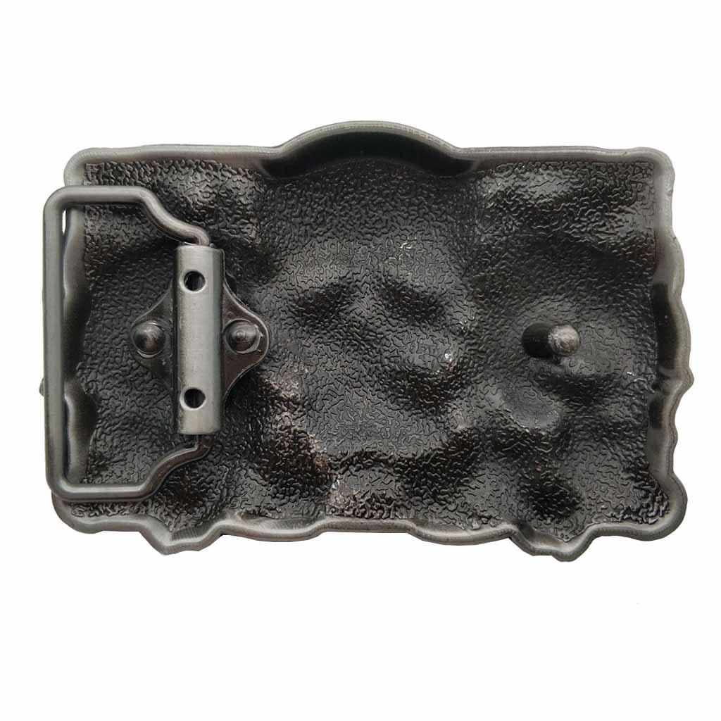 YONE Hebilla de cinturón Rock Punk Skull Belt Buckle: Amazon.es: Ropa y accesorios