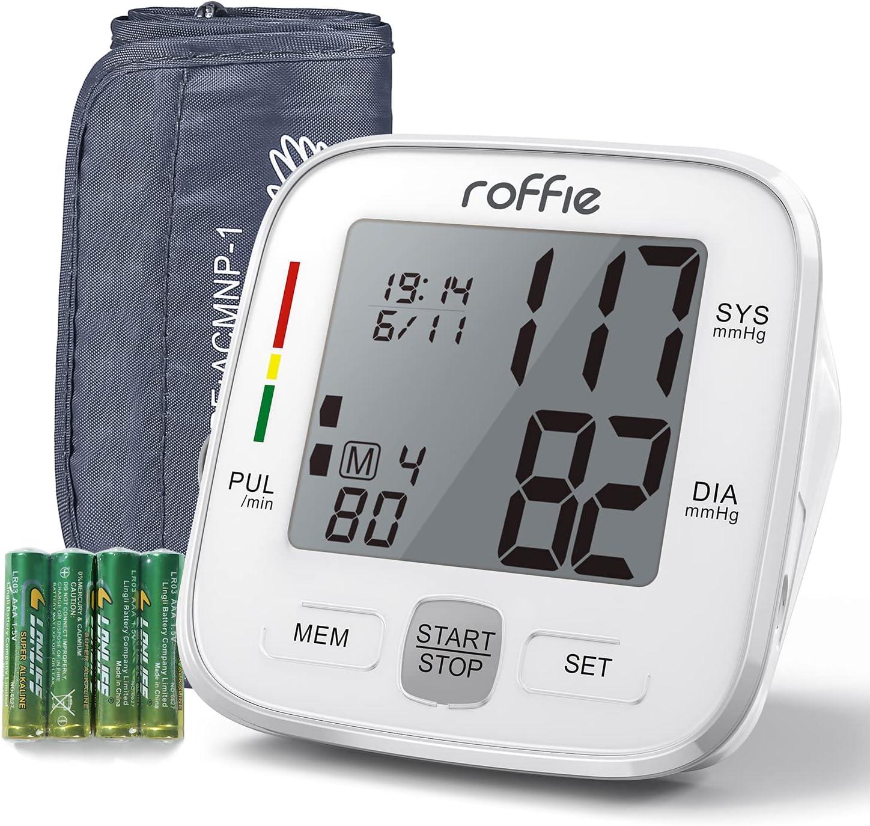 Tensiómetro digital de brazo Roffie por sólo 16,99€