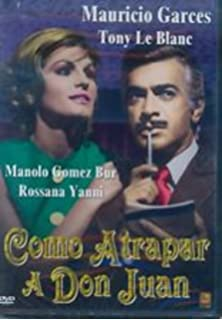 Como Atrapar a Don Juan DVD Spanish