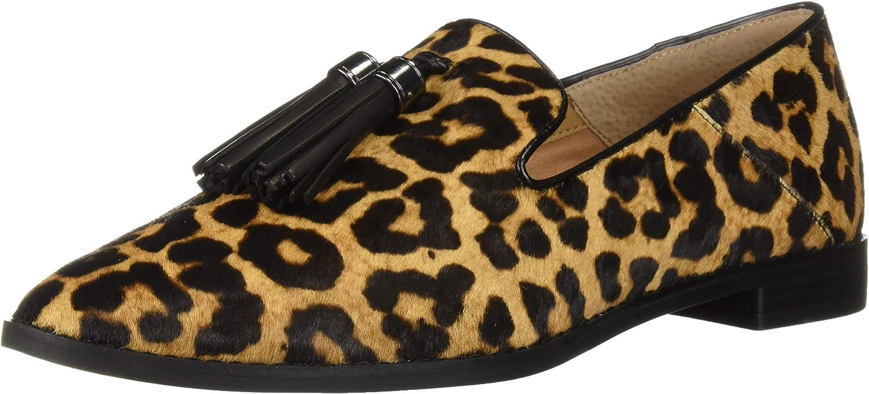 8.5 M US Franco Sarto womens Hadden10 Loafer Flat camel