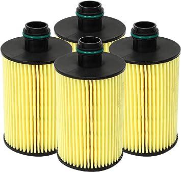 Amazon Com Afe Power 44 Lf035m Pro Guard D2 Ram 1500 Ecodiesel Oil Filter Automotive