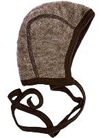 Cosilana Baby Häubchen aus 100% Wolle Fleece (kbT)
