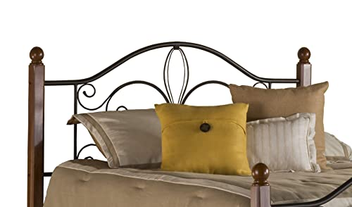 Hillsdale Furniture Hillsdale Milwaukee Post Without Bed Frame King Headboard