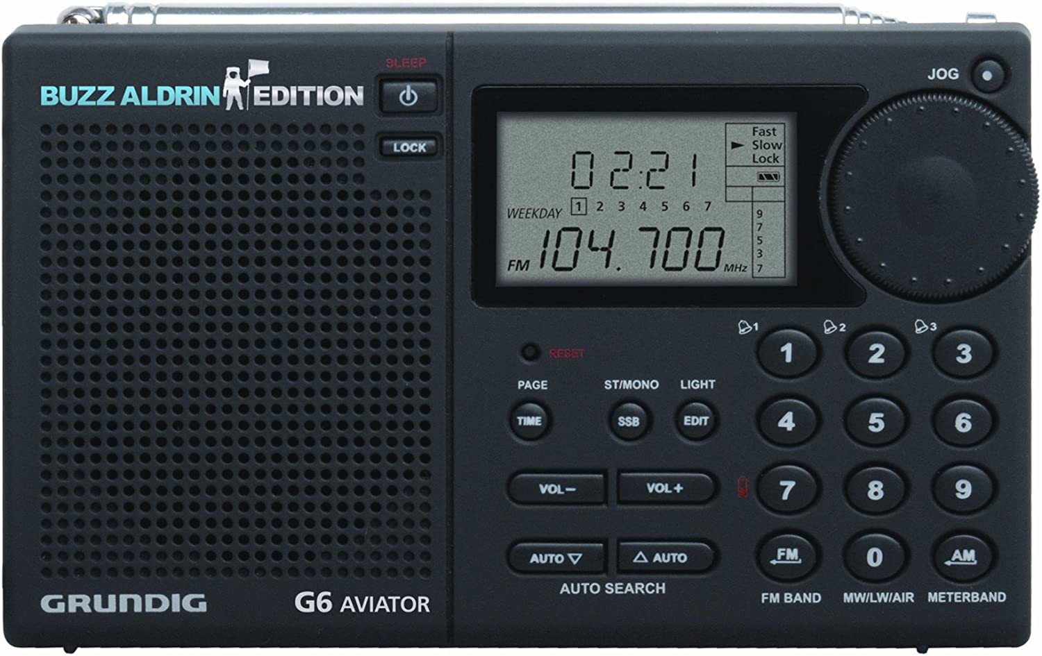 Aircraft band and Shortwave Radio Discontinued by Manufacturer ...