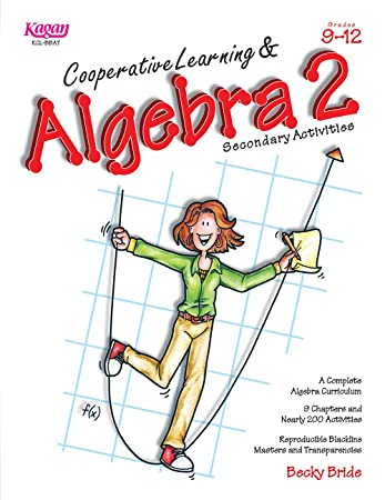 Amazon.com : Cooperative Learning & Algebra 2 (Grades 9-12 ...