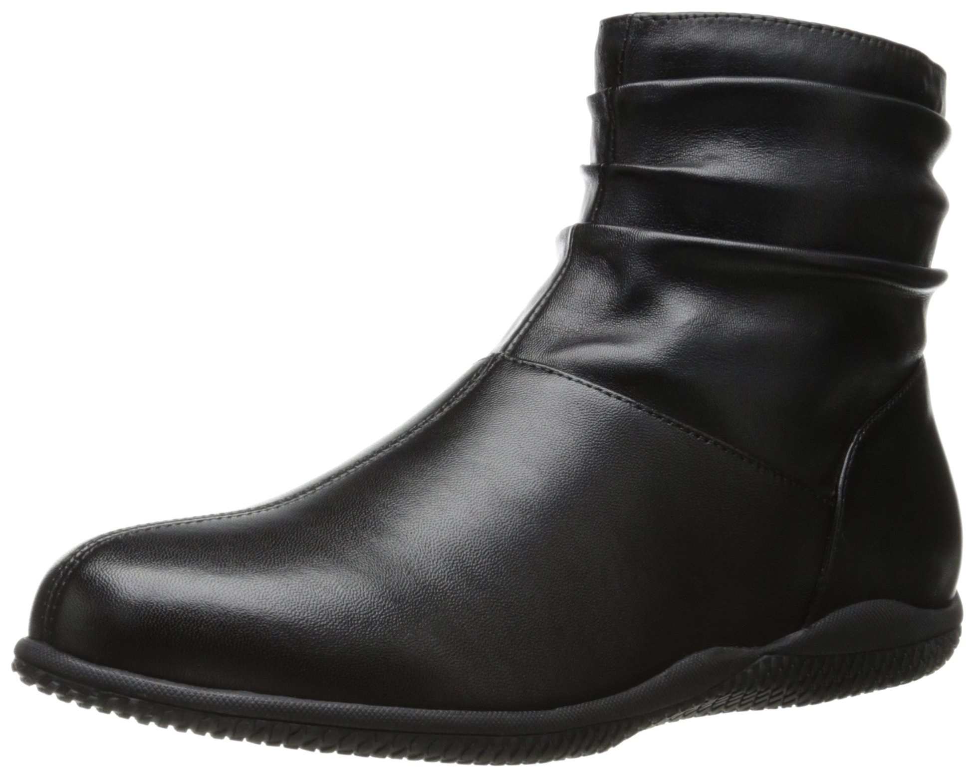 Softwalk Women's Hanover Boot,Black,8 W US