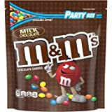 M&M'S Milk Chocolate Candy Party Size 42 Ounce Bag