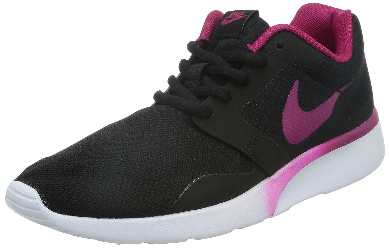 new arrival 4b273 7a74e Amazon.com  Nike Womens Kaishi NS Sports Lace Up Lightweight Running  Sneakers - BlackFushiaWhite - 7.5  Running