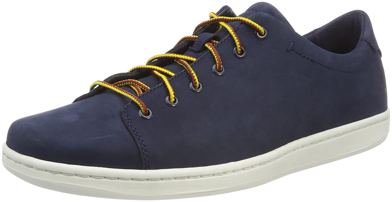 TALLA 40 EU. Timberland Courtside Leather, Zapatos de Cordones Oxford para Hombre