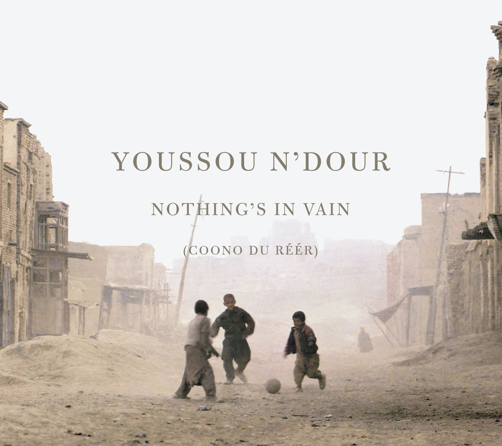 Nothing's in Vain by NONESUCH