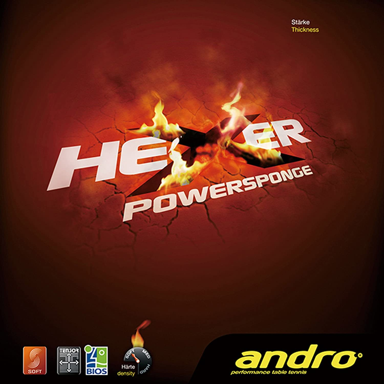 ANDRO Hexer PowerSponge 2.1 R