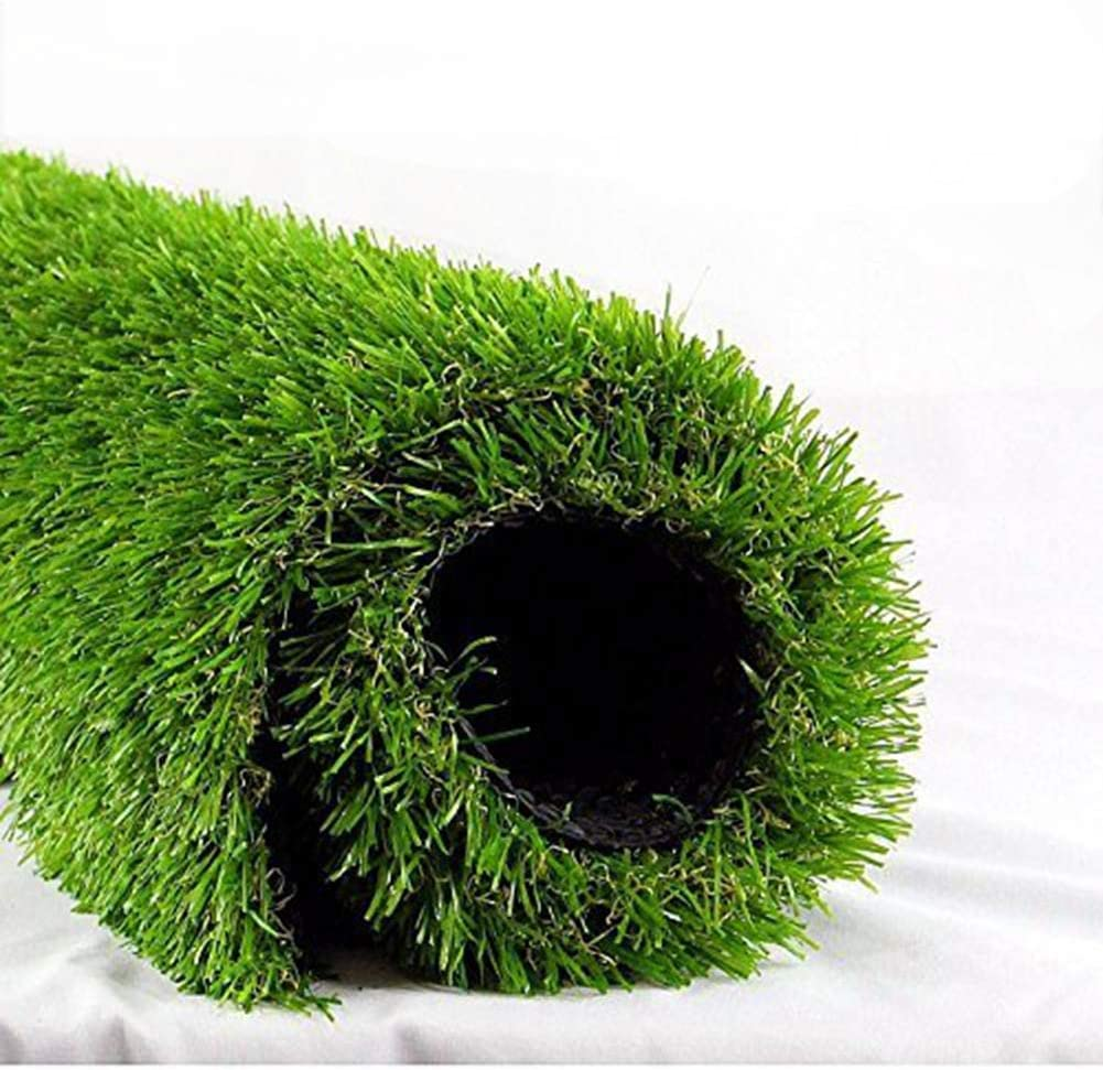 LITA Realistic Artificial Grass Turf Lawn Customized Size 9 x 11 Feet, 1.38