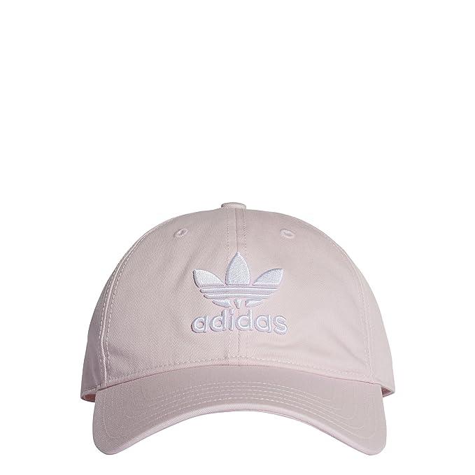 5508acd3a6f adidas Originals Mens Trefoil Classic Cap Hats  Amazon.ca  Clothing ...