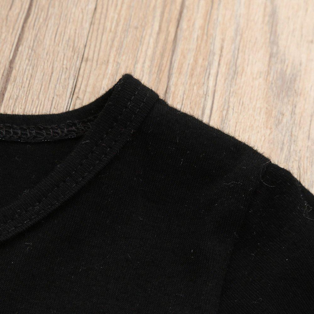 Chanjywe Ropa de Ni/ño Verano 2PC Conjuntos Ni/ño Bebe Ni/ño Camiseta Manga Corta T-Shirt Tops y Rayas Camuflaje Pantalones Cortos Conjunto de Deporte 1-5 A/ños Reci/én Nacidos Sin Mangas Chalecos