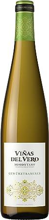 VIÑAS DEL VERO vino blanco gewurtraminer botella 75 cl