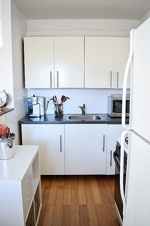 Desconocido d-c-fix® Uni Lack weiß 45cm x 2m: Amazon.de: Küche ...