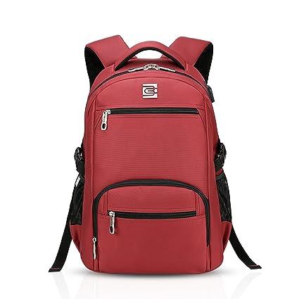 a42e8e78e8 FANDARE Fashion 15.6 Inch Laptop Backpack College Bag Rucksack Daypack Notebook  School Bookbag Working Travel Biking