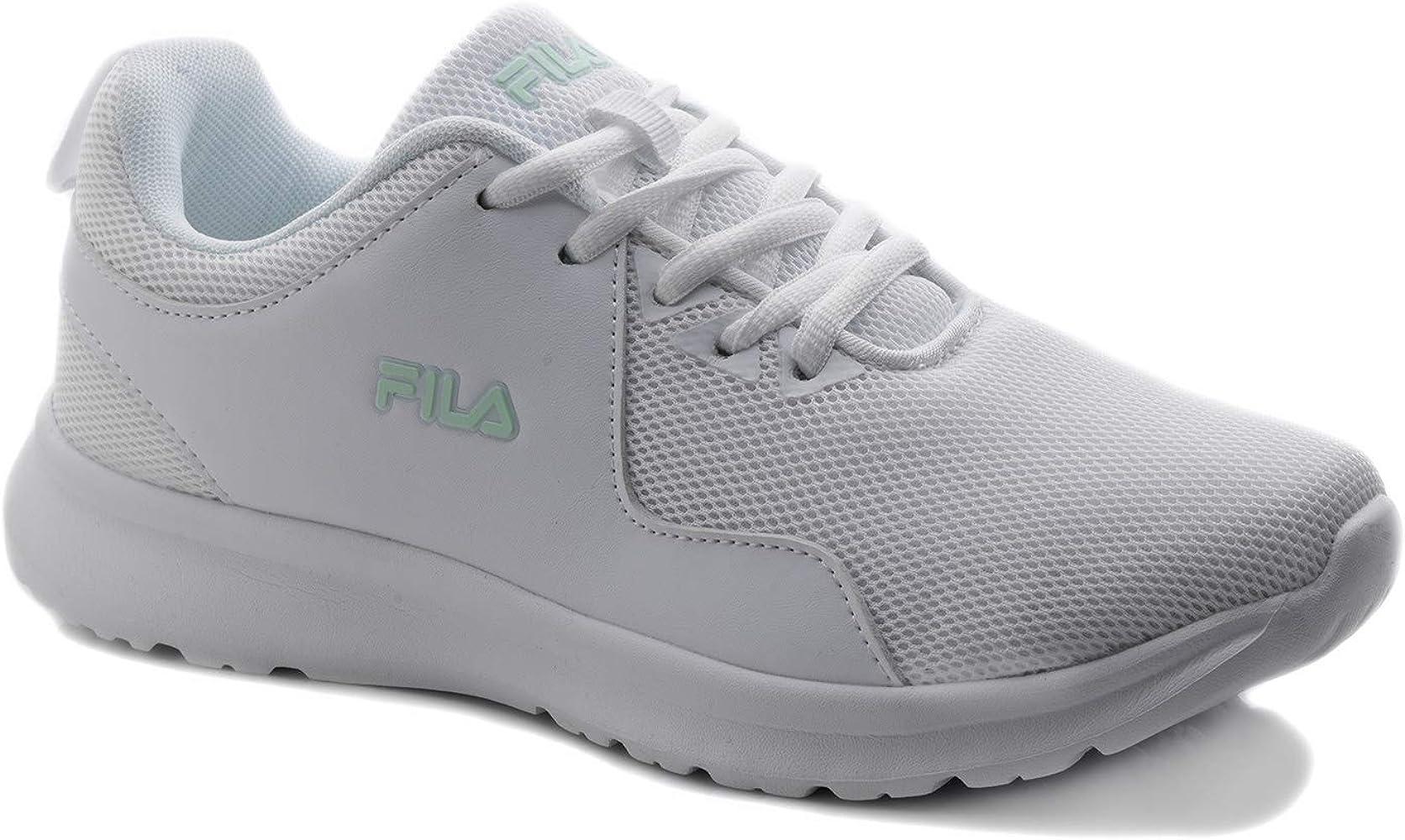 Fila Stroomi - Zapatillas de Running para Mujer, Color Blanco ...
