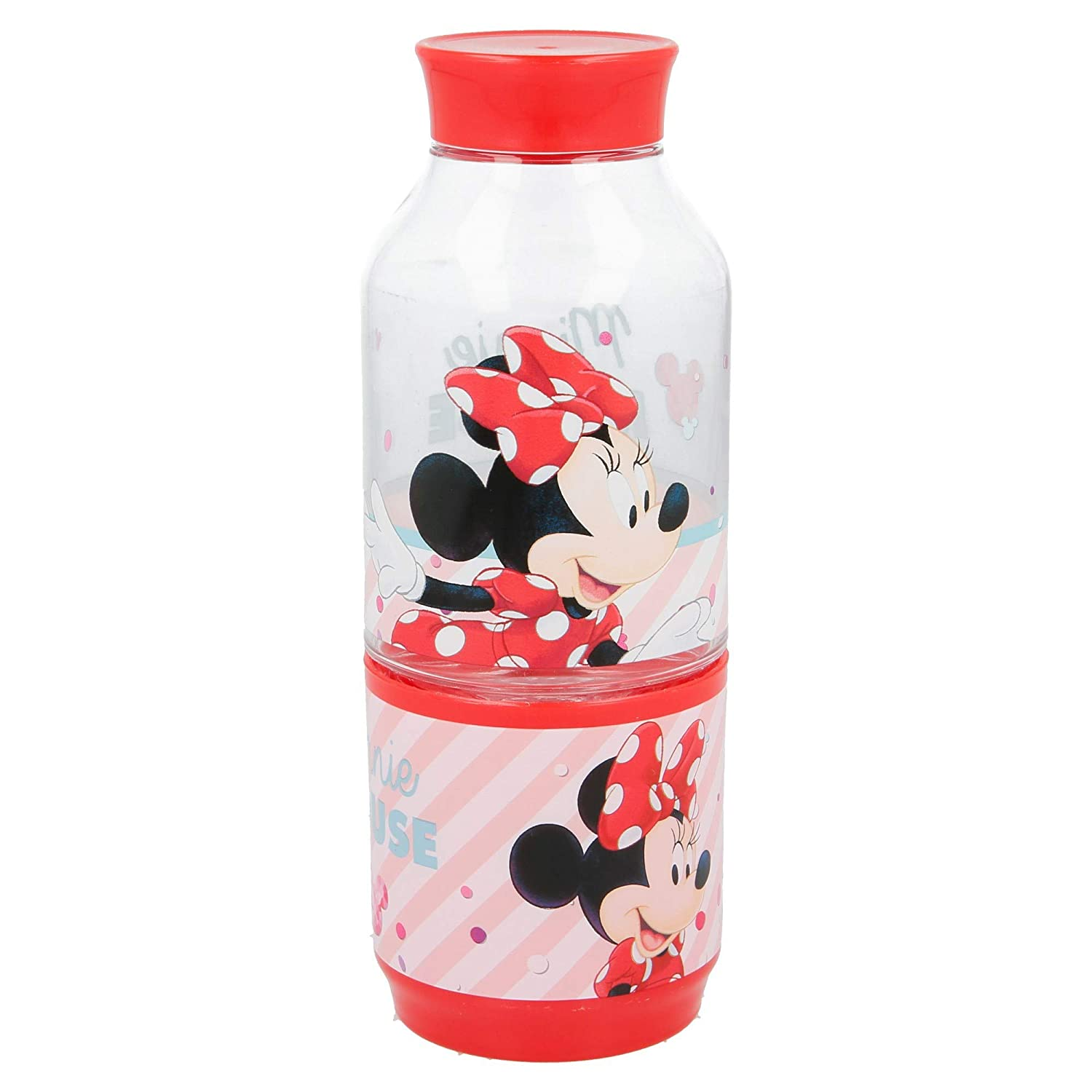 Botella Snack 300 ML | Minnie Mouse - Disney - Electric Doll ...