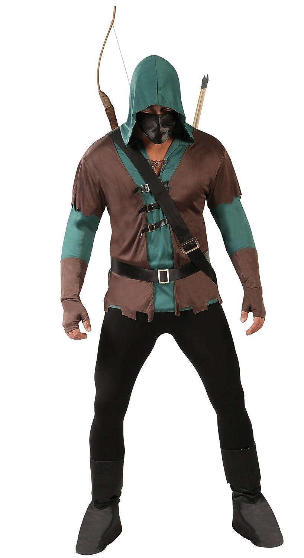 Guirca - Disfraz adulto arquero, Talla 52-54 años (80722.0)