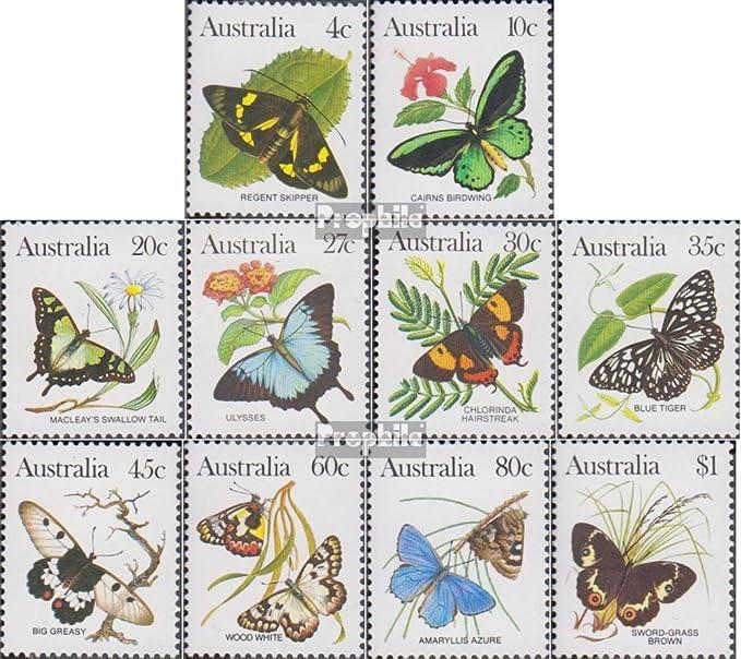 Prophila Collection Laos 912-918 Briefmarkenausst S/äuger Sonstige 1986 Internat /´86 Briefmarken f/ür Sammler kompl.Ausg.
