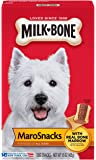 Milk-Bone MaroSnacks Dog Treats for Small Dogs, 15-Ounce (Pack of 6)