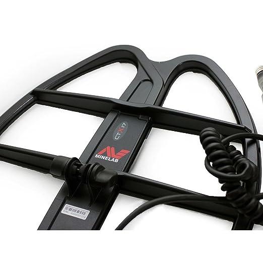 Minelab Detector de Metales CTX 3030 Impermeable Especial con 17