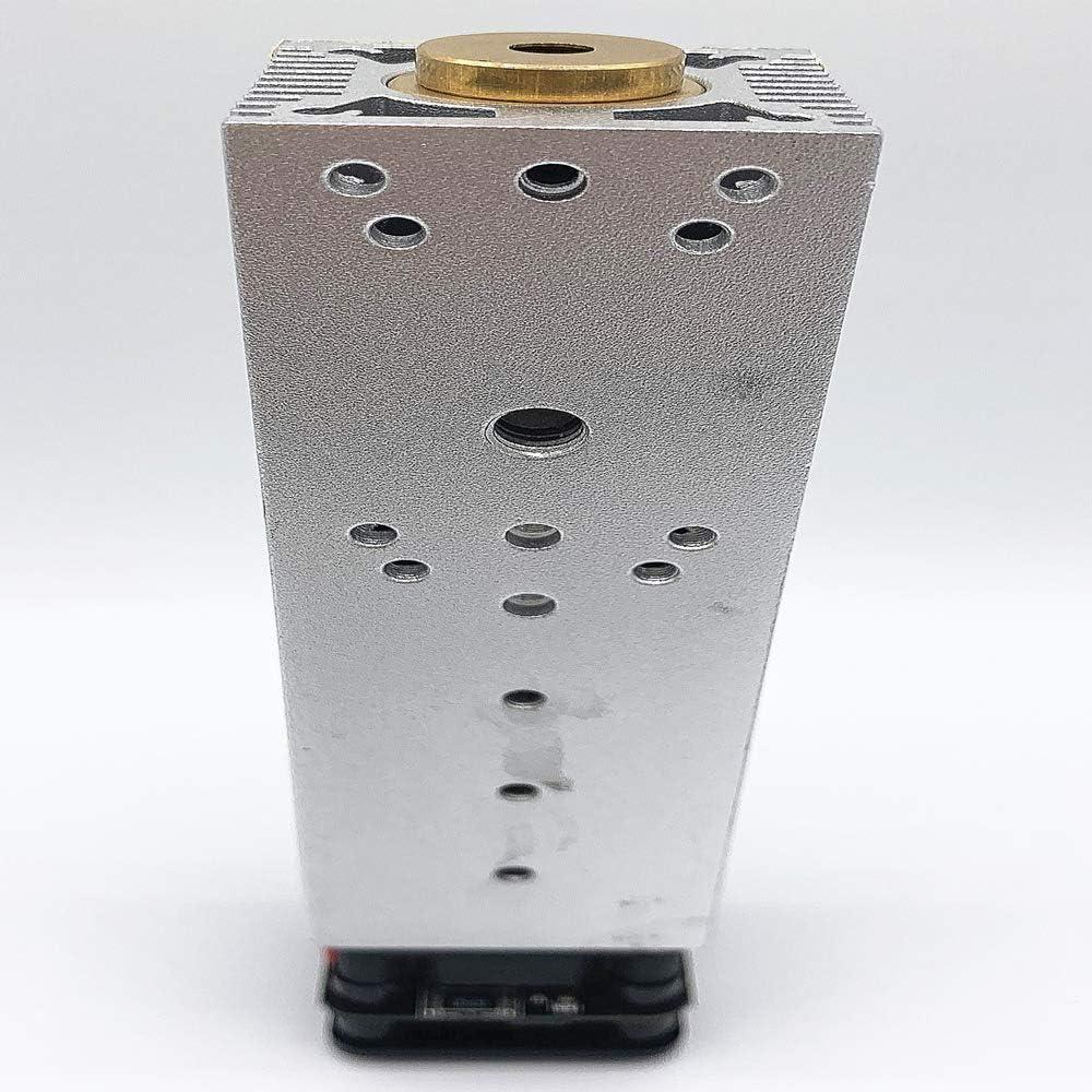 40 m/ódulo l/áser azul grabado ultrarr/ápido de acero inoxidable y metal oxidado Cabezal l/áser con PWM TTL alta transmitancia