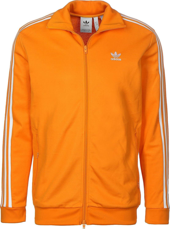 adidas Originals DH5821 Sudadera Hombre Naranja XL: Amazon.es ...