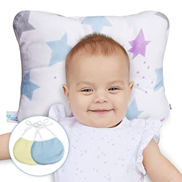 f00a3a2a9 Amazon.com   Newborn Baby Head Shaping Pillow - Washable