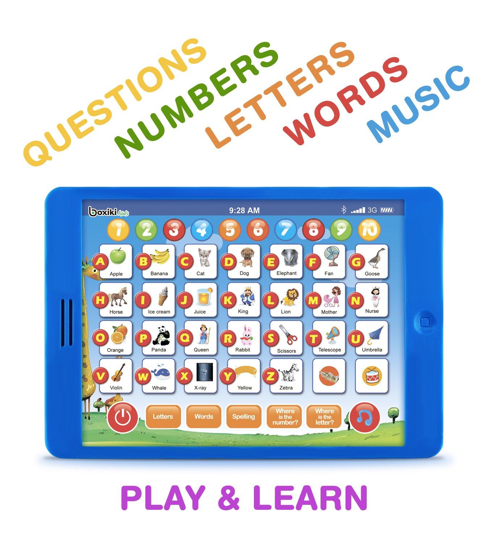 Amazon.com: Boxiki Kids: LEARNING TABLETS & SOUND BOOKS