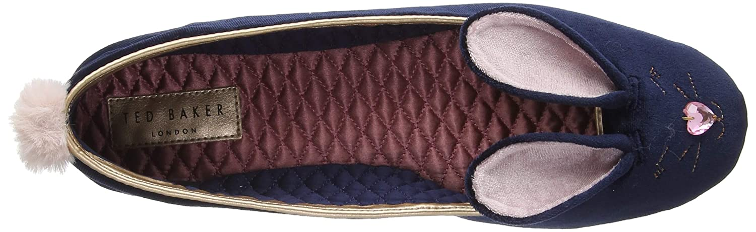 378ca5b5cfd6 Ted Baker London Women s Bhunni Low-Top Slippers  Amazon.co.uk  Shoes   Bags