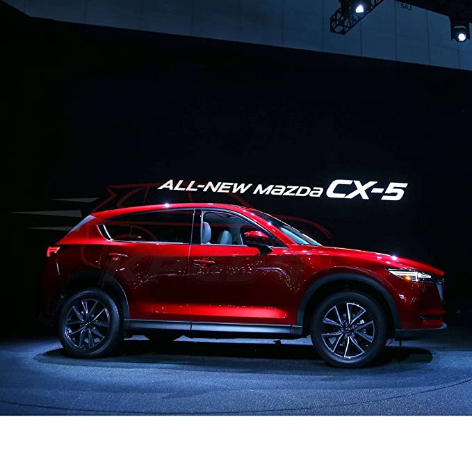 4 pcs Fit para todos los nuevos Mazda CX-5 cx5 2017 2018 - Guardabarros Fender Splash Guardia Guardabarros: Amazon.es: Coche y moto