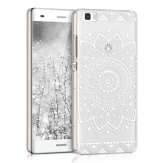 540 opinioni per kwmobile Cover per Huawei P8 Lite (2015)- Custodia trasparente per cellulare-