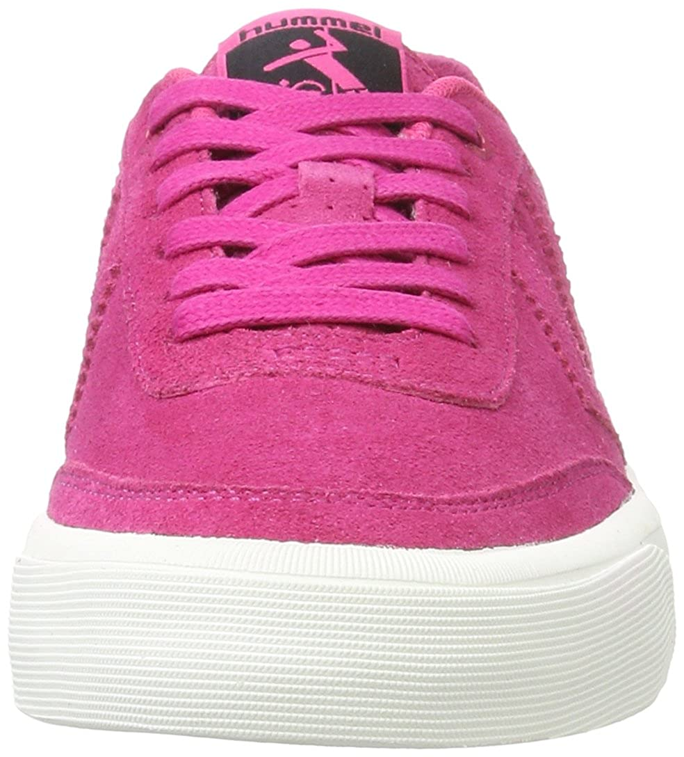 Hummel Basses LowSneakers Stockholm Suede Femme EDe2IY9WHb