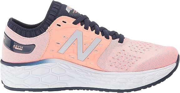 New Balance Womens Vongo V4 Fresh Foam Running Shoe, Peach SODA ...